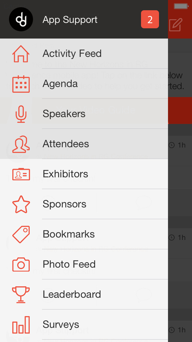 TEPSA Summer Conference screenshot 2