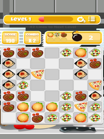 Awesome Chef! - The Food Matching Game screenshot 6