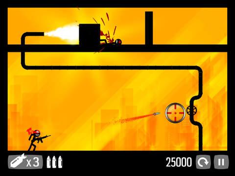 Call of Stickman :Trigger Down screenshot 9