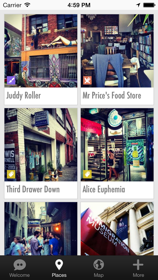 Melbourne Urban Adventures - Travel Guide Treasure mApp screenshot 2