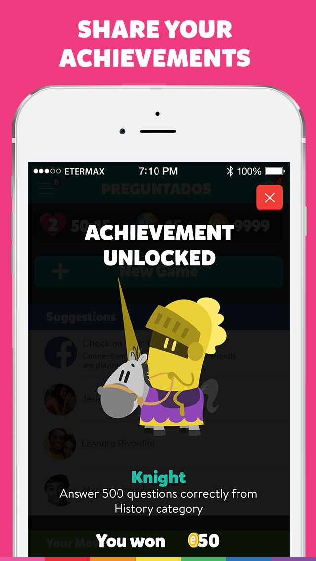 Trivia Crack screenshot 5