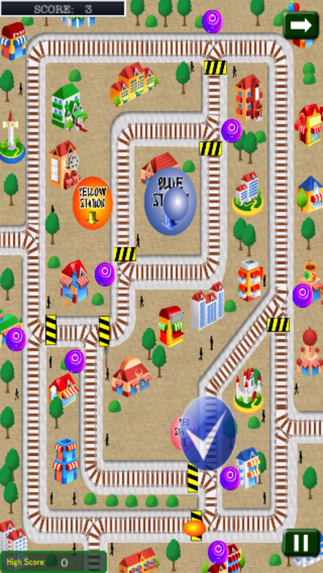 Balloons Flow Pro screenshot 4