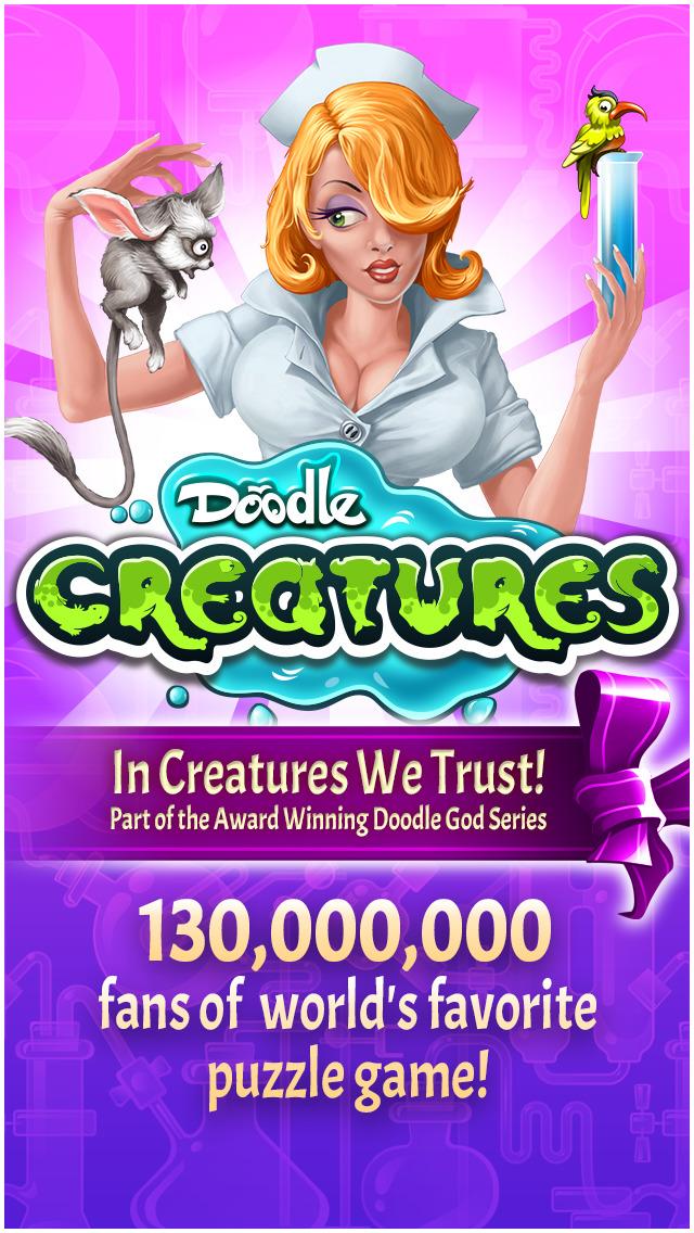 Doodle Creatures™ screenshot 1