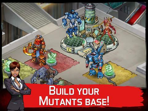 Mutants: Genetic Gladiators screenshot 9