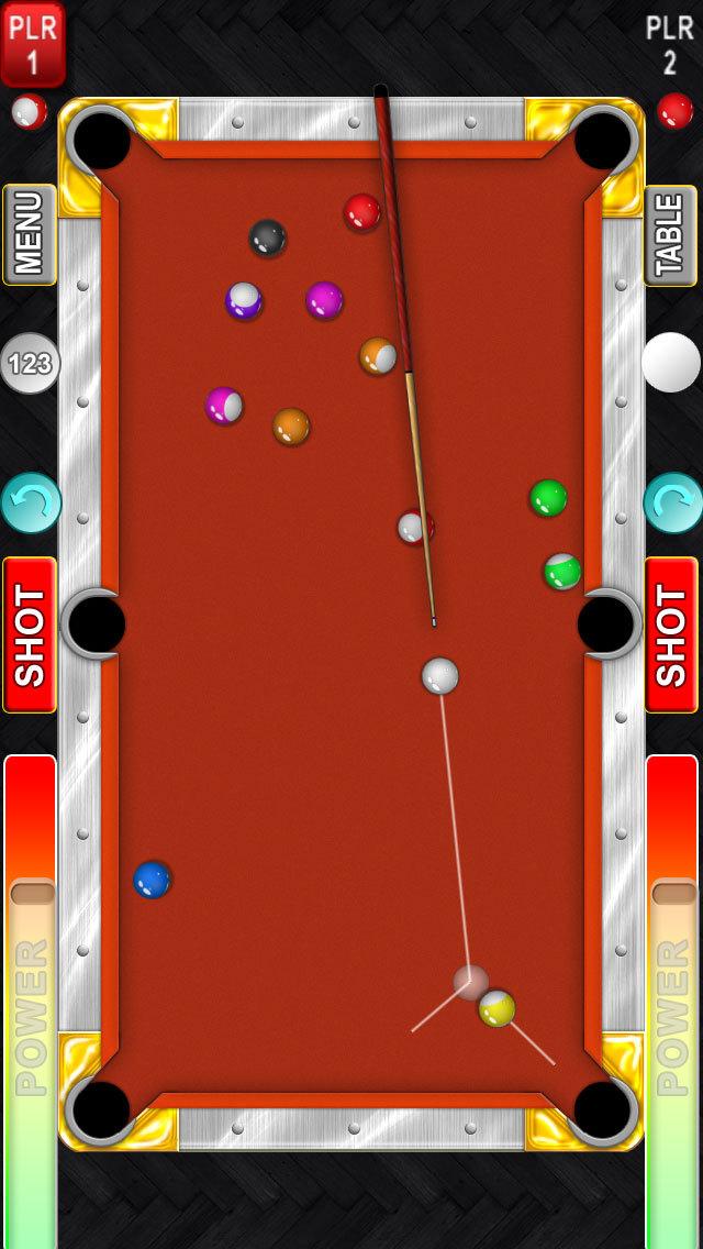 Pool screenshot 2