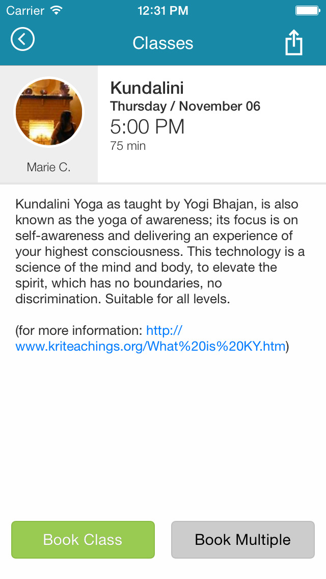Eternal Health Yoga screenshot #4