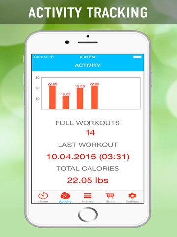 7 Minutes Workout Program screenshot 8
