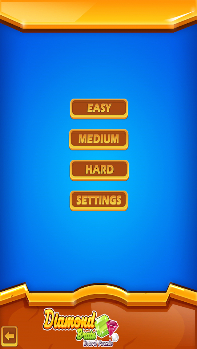 Diamond Brain Board Puzzle screenshot 3