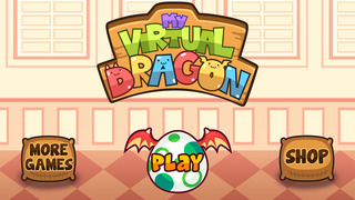 My Virtual Dragon - Pocket Pet Monster with Mini Games for Kids screenshot #5