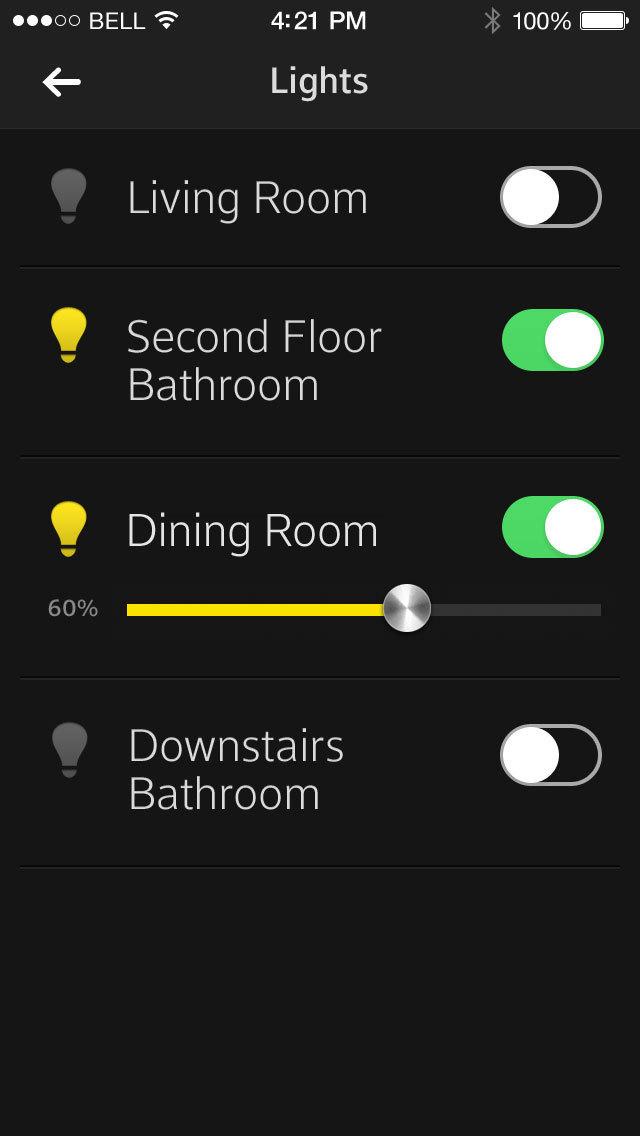 Xfinity Home screenshot 5