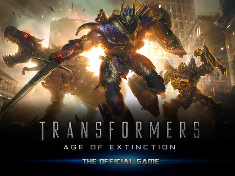 TRANSFORMERS: AGE OF EXTINCTION - The Official Game screenshot 6