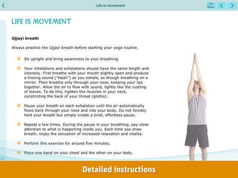 Yoga with Patrick Broome screenshot 9