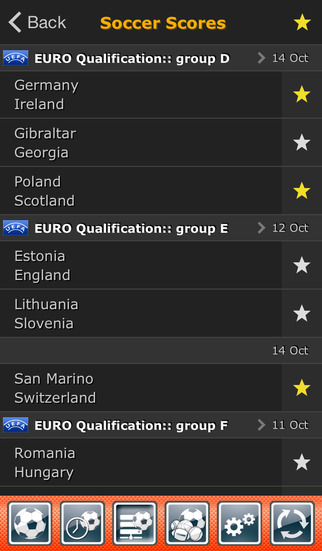 LiveScore: Live Sport Updates screenshot 1
