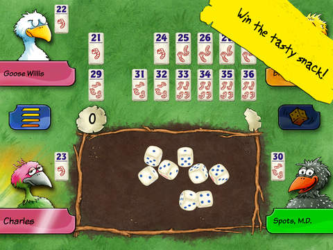 Pickomino - the dice game by Reiner Knizia screenshot 7