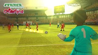 Striker Soccer America screenshot 4