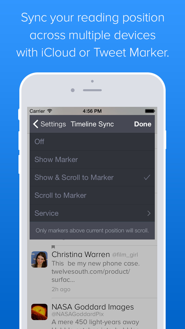 Twitterrific: Tweet Your Way screenshot 5
