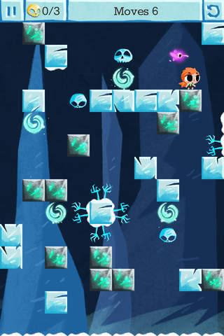 Zuki's Quest - a turn based Puzzle Platformer - náhled