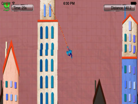 Stickman Agent : Flight Racing In The City screenshot 8