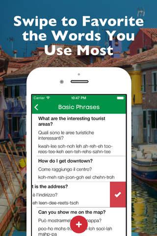 SmallTalk - Italian Phrasebook - náhled