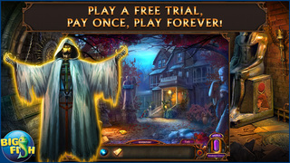 Haunted Hotel: Ancient Bane - A Ghostly Hidden Object Game screenshot 1
