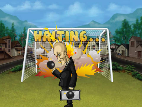 Epic Bomb Blocker Saga Pro - awesome football kick game screenshot 4