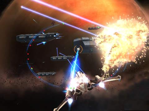Beyond Space Remastered screenshot 10