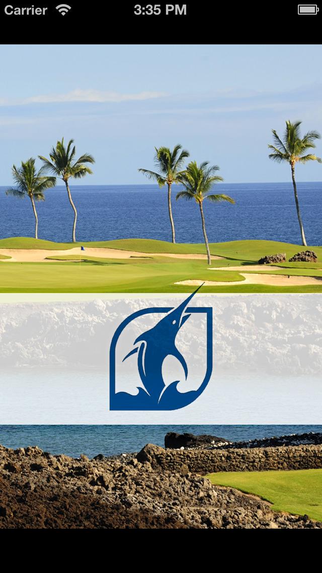 Mauna Lani Golf screenshot 1