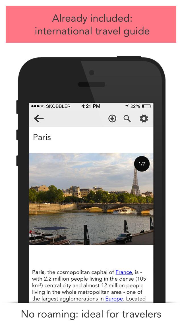 GPS Navigation (Sat Nav) screenshot 5
