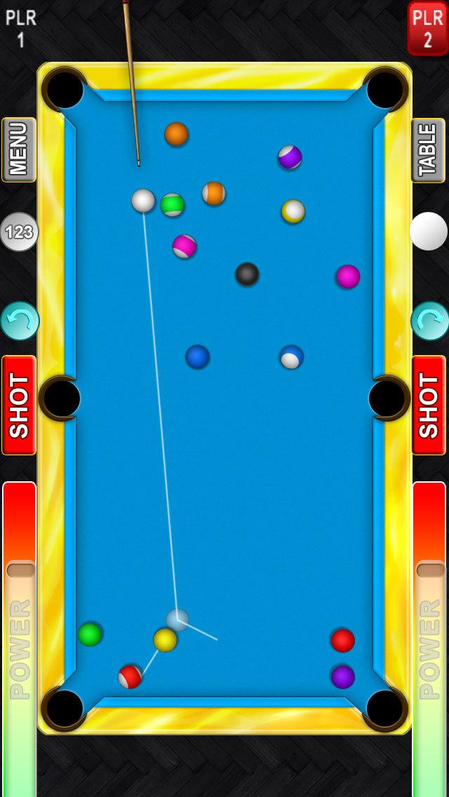 Pool screenshot 3