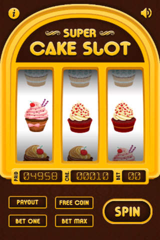 Super Cake Slot - Yummiest slot game ever..!! - náhled