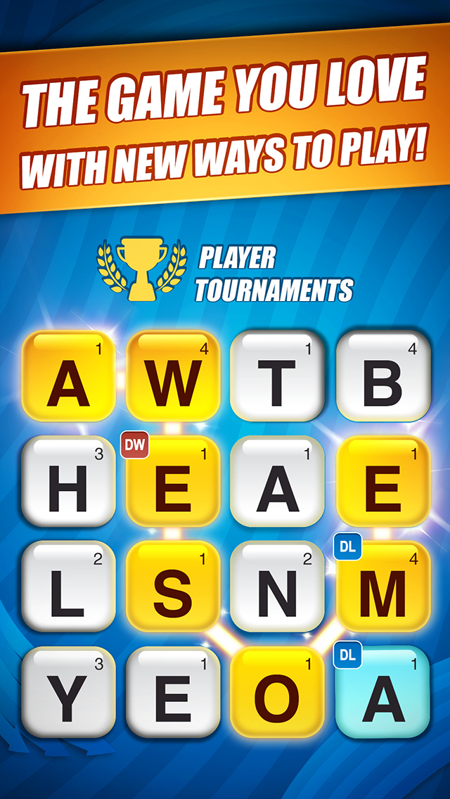 Word Streak With Friends - PAID screenshot 1