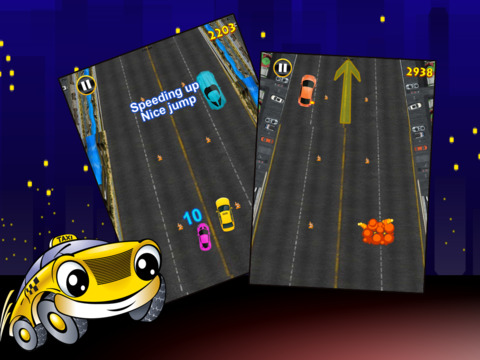 Taxi Warrior Pro screenshot 6