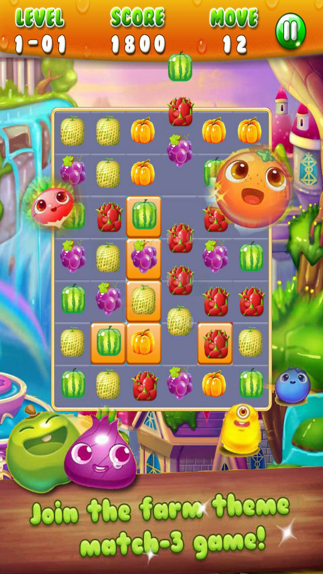 Fruit Island: Switch Mania Game screenshot 3