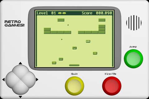 Retro Games! - náhled
