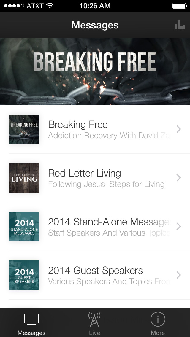 Westside Church App | Apps | 148Apps