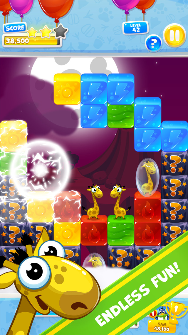 Jelly Zoo screenshot 3