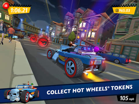 Crazy Taxi City Rush screenshot 8