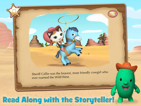 Sheriff Callie's Tales of the Wild West screenshot 8