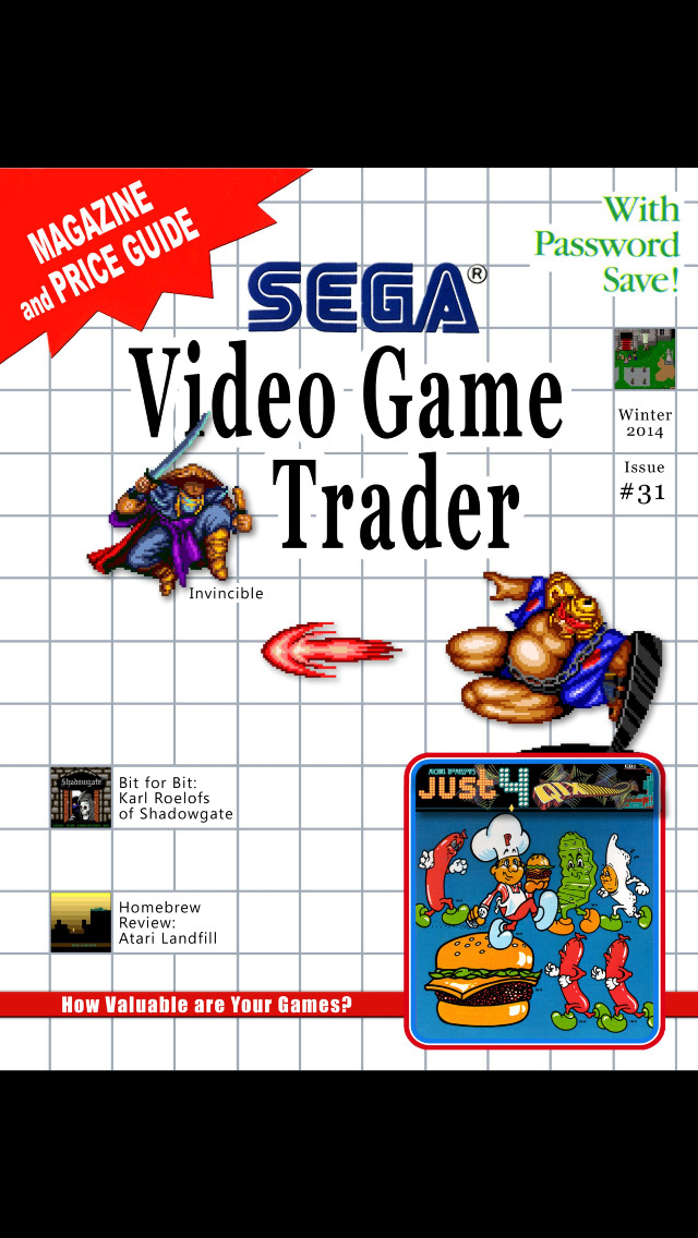 Video Game Trader Magazine & Price Guide Magazine screenshot 1