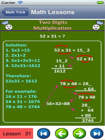 Math Tricks For Kids screenshot #5