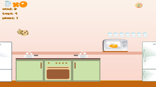 Super Cookie and Milk - Classic Home of Sweet Doodle Mama Dash Crunch Free 2 screenshot 2