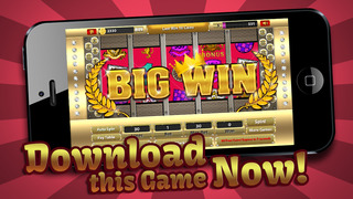 Slots - Thrones & Thieves (Big Win King Casino of Fire Warriors & Legends) Free screenshot 1
