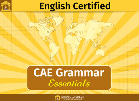 English Certified : CAE Grammar Essentials screenshot 6