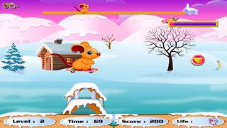 Cute Rat Racing screenshot 3