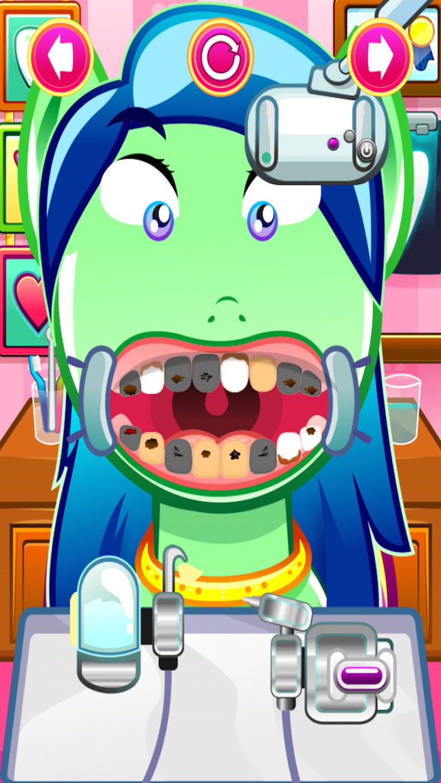 Pony Dentist - a Fun Adventure screenshot 3
