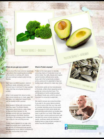 Thrive (Magazine) screenshot 7