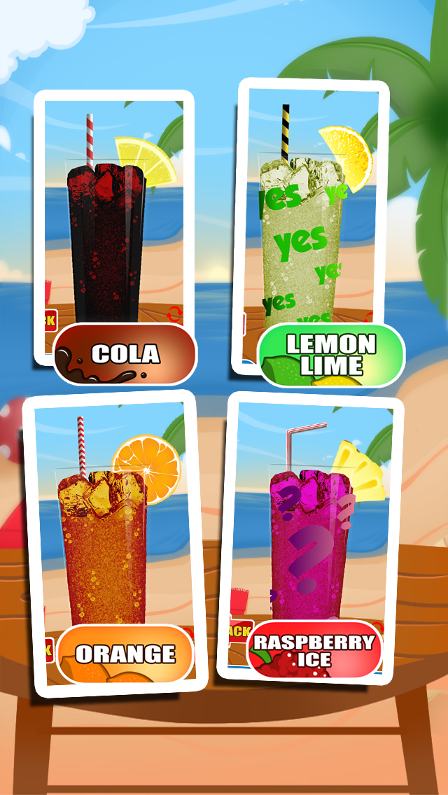 Awesome Soda Pop Mania Slushie Drink Maker screenshot 2