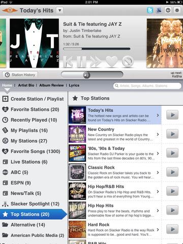 LiveXLive screenshot 6