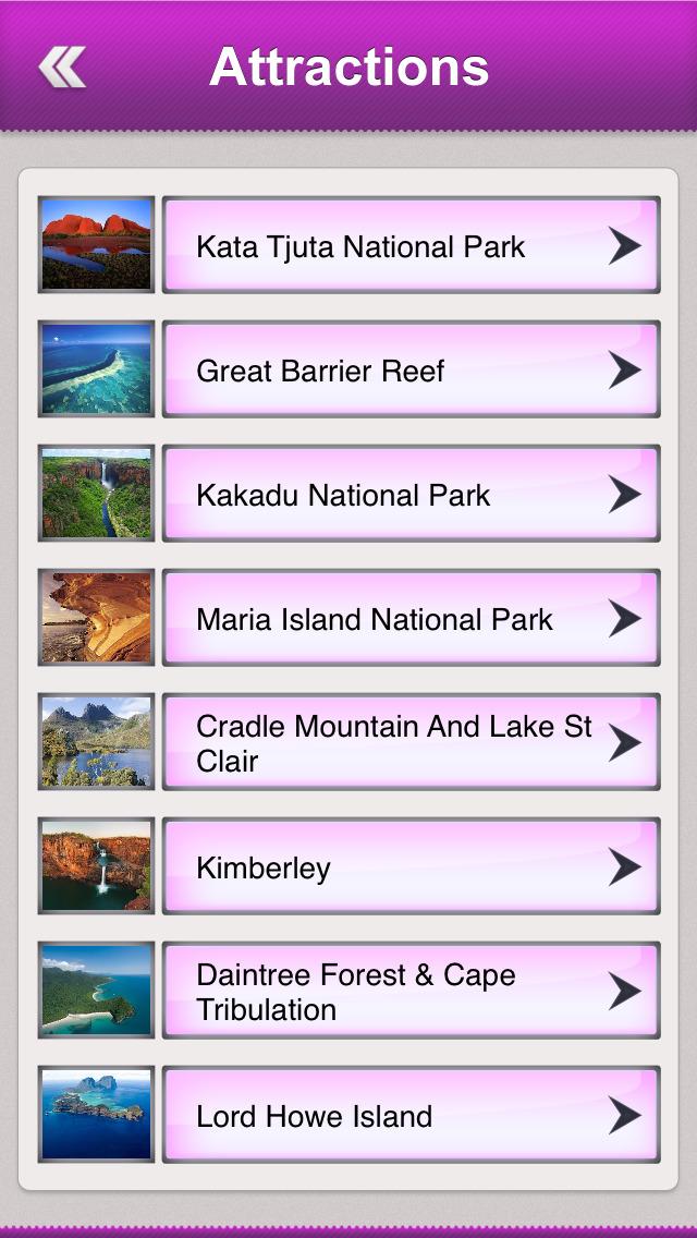Australia Tourism Guide screenshot 3