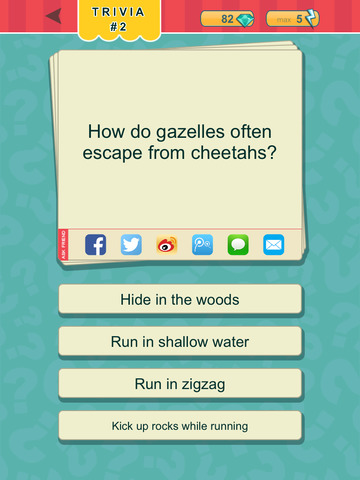 Trivia Quest™ for Kids - general trivia questions for children of all ages screenshot 7